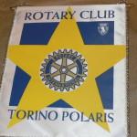 Lo stendardo del RC Torino Polaris