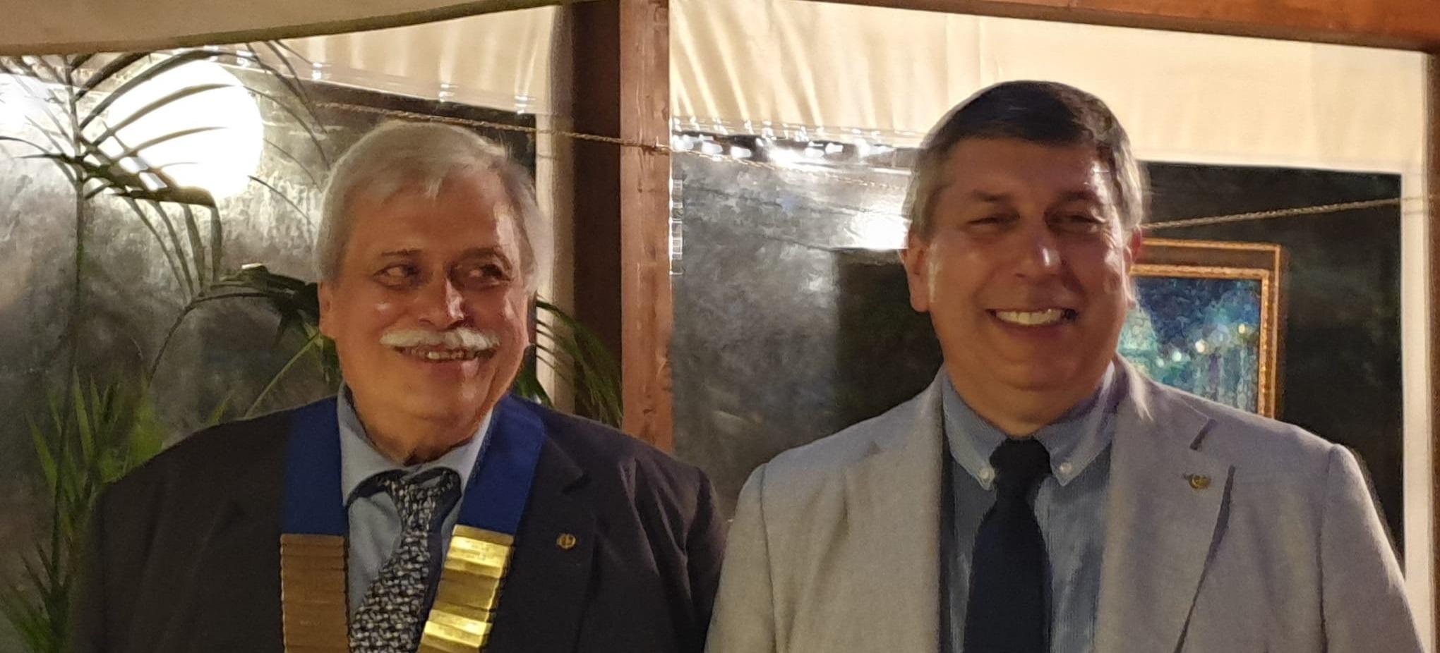 Boreham e Antonetti tagliata 2020